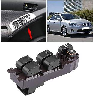 KIMISS Lève-vitre électrique Interrupteur de Commande Toyota Corolla Matrix 2003-2008 84820-AA070