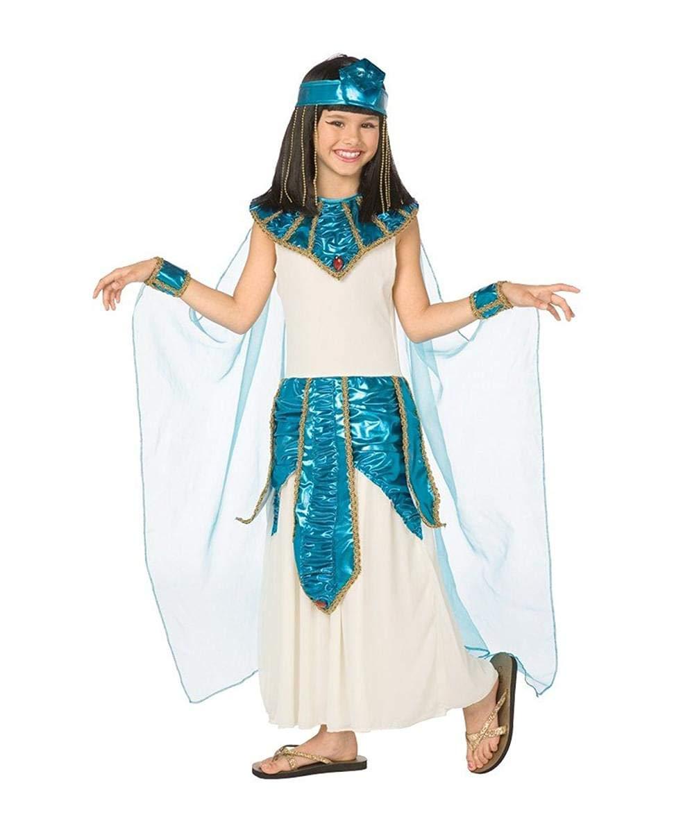 Cleopatra Blau Gold Chld 8-10