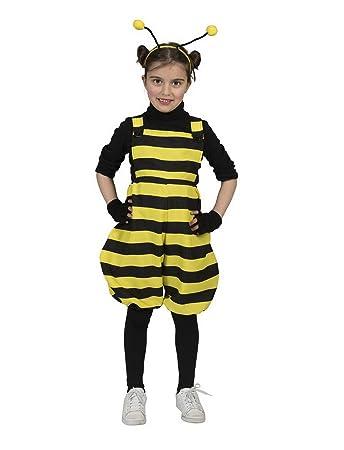 Plüsch-Overall Biene