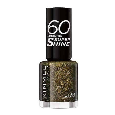 Rimmel Rimmel - Esmalte de uñas con purpurina (60 segundos)