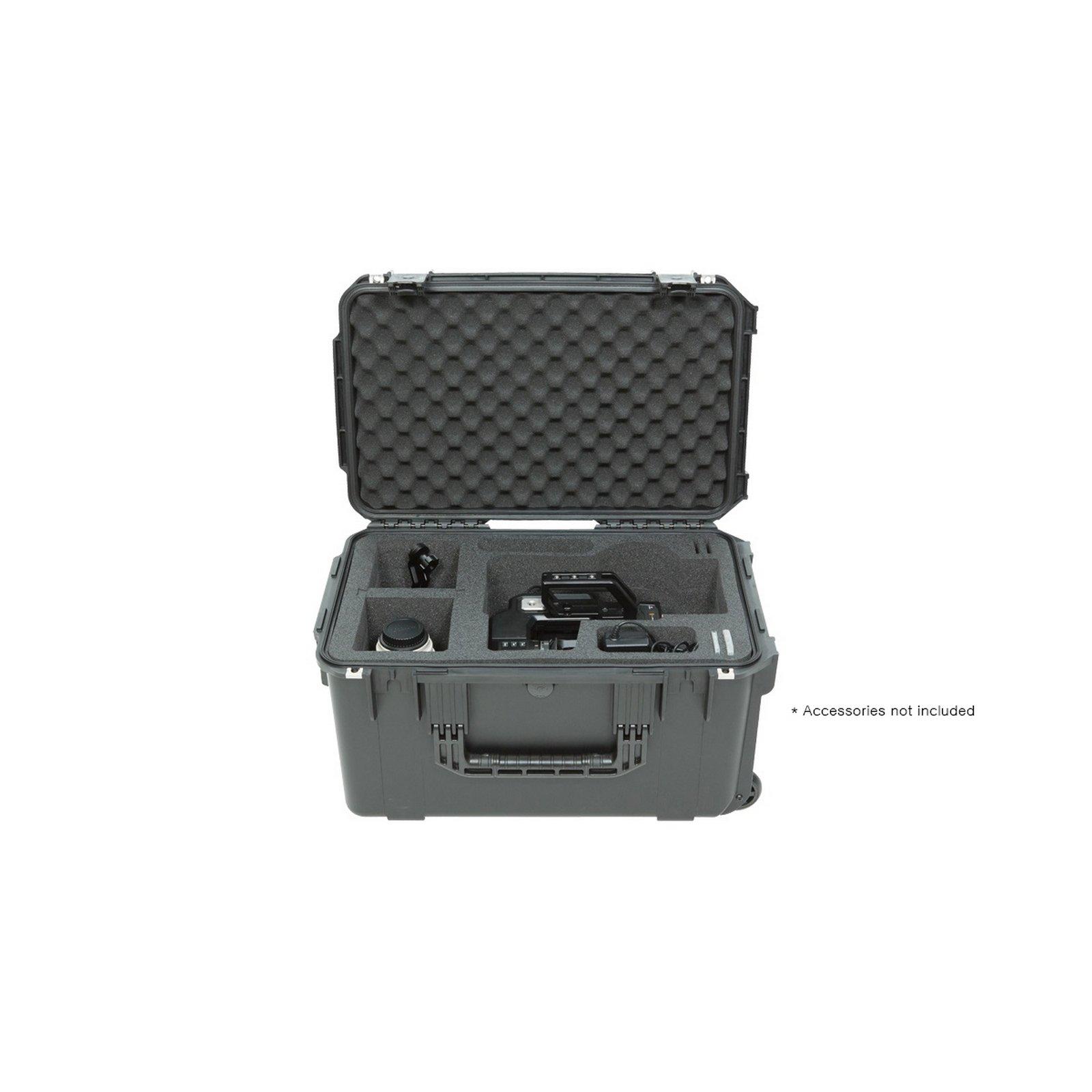 SKB 3i-221312BKU | iSeries Waterproof Case for BlackMagic URSA Mini Camera by SKB (Image #2)