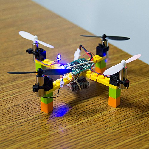 Kitables Lego RC Drone Kit — Build And Fly Your Very Own ...