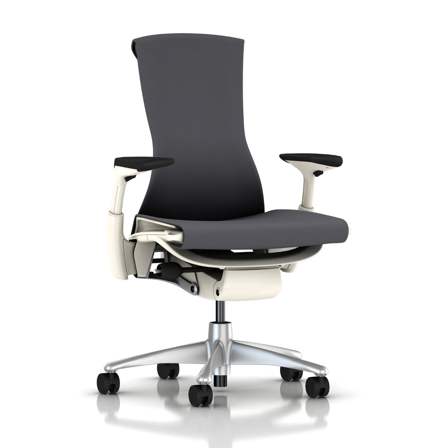 Amazon Herman Miller Embody Chair Fully Adj Arms White