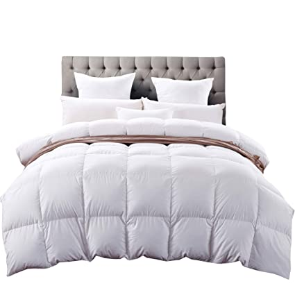 Amazon Com C W Luxurious King California King Size Siberian Goose