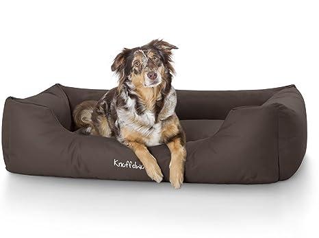 Cama para perros impermeable modelo Finlay de Knuffelwuff
