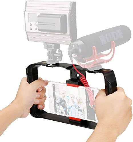 A Smartphone Professional Video Rig