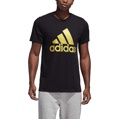 adidas Mens BOS Classic NR BLKGOLD TEE - FI7306 at Amazon Men's Clothing store