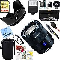 Sony SEL1670Z 16-70mm f/4 Mid-Range Zoom Lens + 64GB Ultimate Filter & Flash Photography Bundle