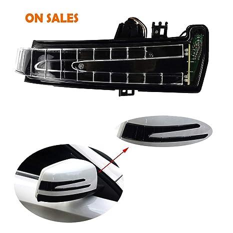 Amazon.com: Lámpara de señal de giro para puerta izquierda ...
