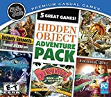 Hidden Object Adventure, 5 Pack