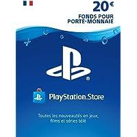 Carte PSN 20 EUR   Compte français   Code PSN à télécharger
