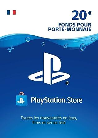 meilleure vente dernière vente bon out x Carte PSN 20 EUR | Compte français | Code PSN à télécharger ...