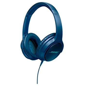 bose headphones blue. bose soundtrue around-ear headphones ii - samsung and android devices, navy blue a