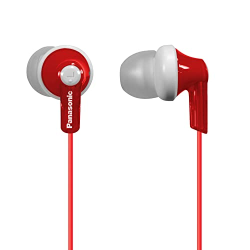 Panasonic ErgoFit In-Ear Earbuds review