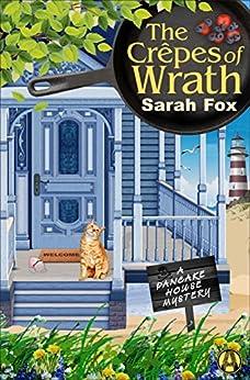 The Crêpes of Wrath: A Pancake House Mystery by [Fox, Sarah]