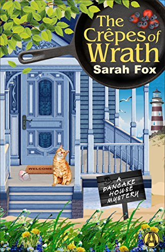 The Crêpes of Wrath: A Pancake House Mystery cover