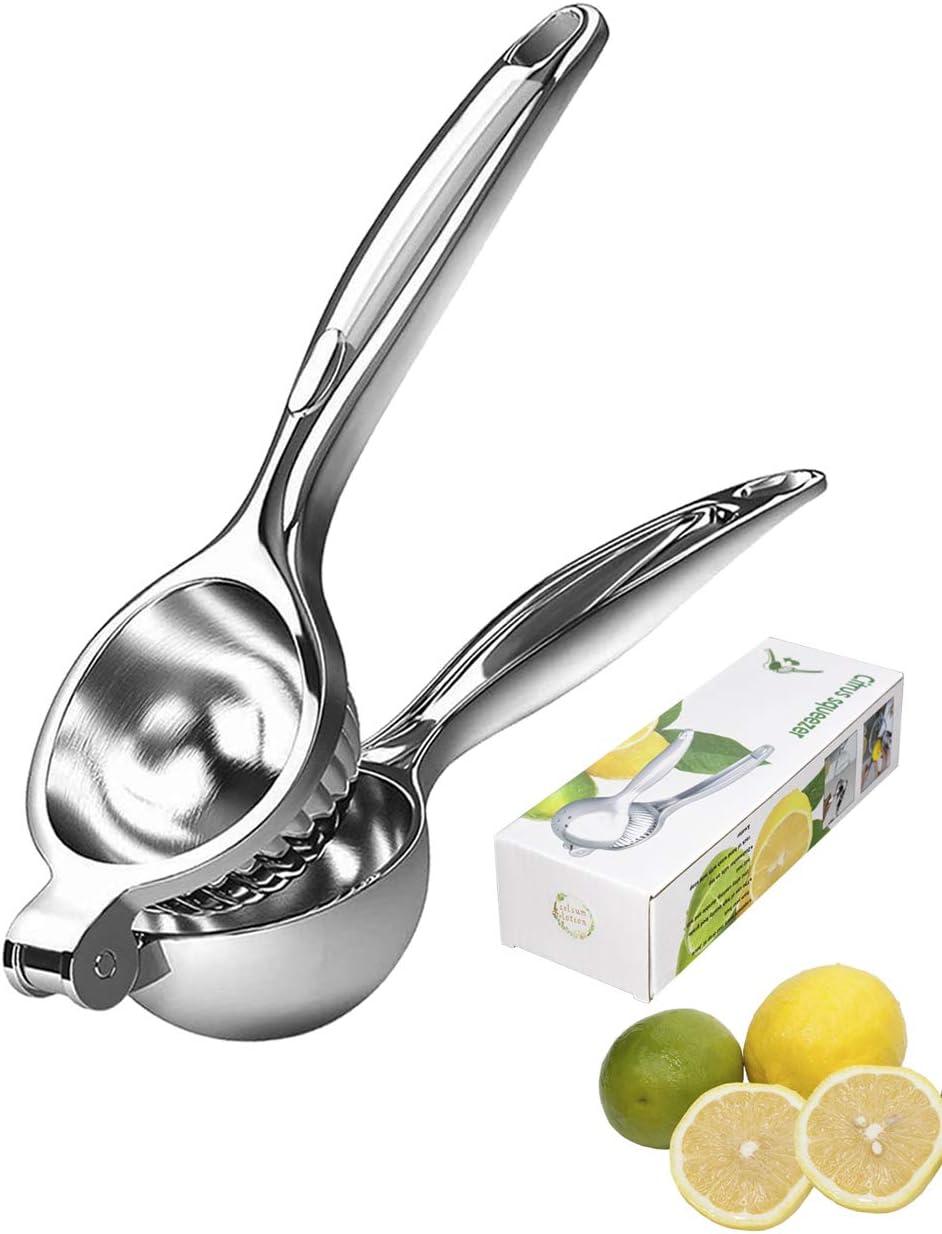 Lemon Squeezer/Juicer-High-quality Large Manual Citrus Juicer and Lime Juicer, Using Manual Lemon Juicer Kitchenware for More Juice