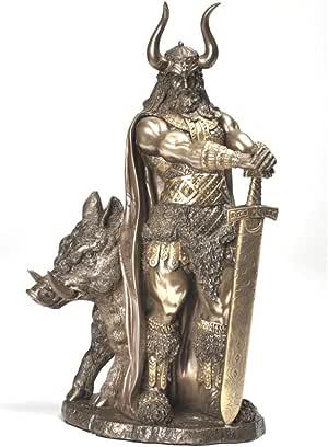 Frey dios de la mitología nórdica: Amazon.es: Hogar