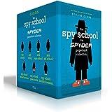 The Spy School vs. SPYDER Paperback Collection: Spy School; Spy Camp; Evil Spy School; Spy Ski School; Spy School Secret Serv