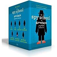 The Spy School vs. SPYDER Paperback Collection: Spy School; Spy Camp; Evil Spy School; Spy Ski School; Spy School Secret…