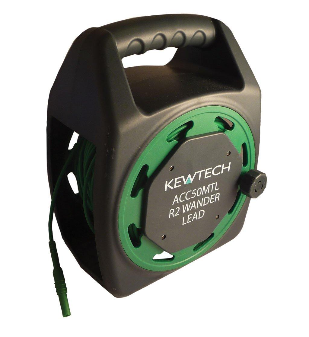 Business, Industry & Science Test & Measurement SMJ-50MTL Reel Pro 50m R2 Earth Wander Test Lead Electech Voltage Detector Voltstick