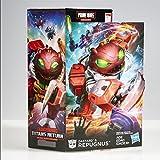 Transformers Titans Return Repugnus, Dastard, and Solus Prime Prime Master