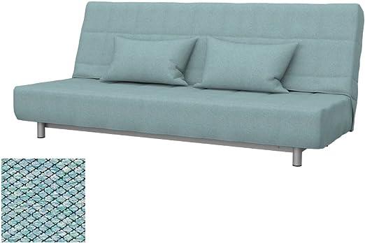 fundas elasticas de sofa click clack ikea