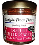 Straight From France - Espelette Pepper powder from France 0.53oz 15g