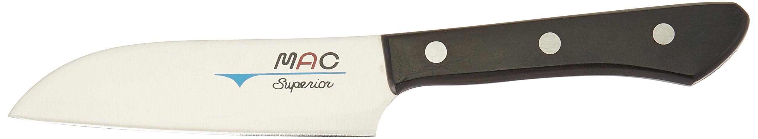 Mac Knife Superior Santoku/Paring Knife, 4-Inch