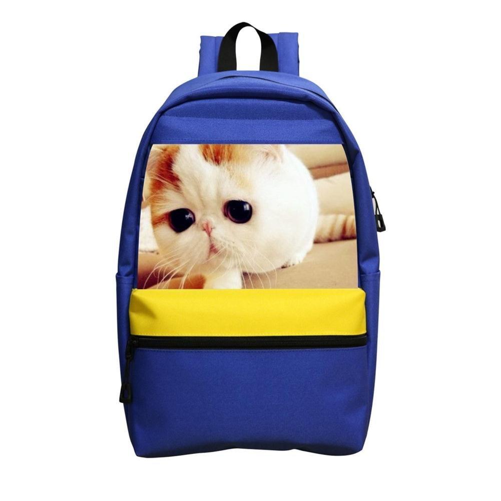 fb619baac6 Garfield cat student high capacity canvas zipper book bags shoulders backpacks  girl boys jpg 1001x1001 Bag
