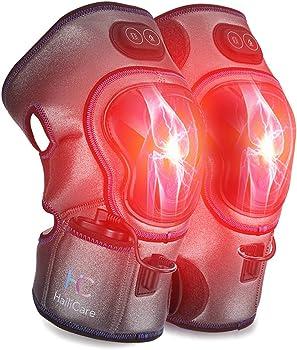 HailiCare Vibration Knee Brace Wrap Massager and Heated