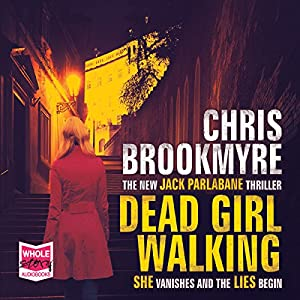 Dead Girl Walking Audiobook