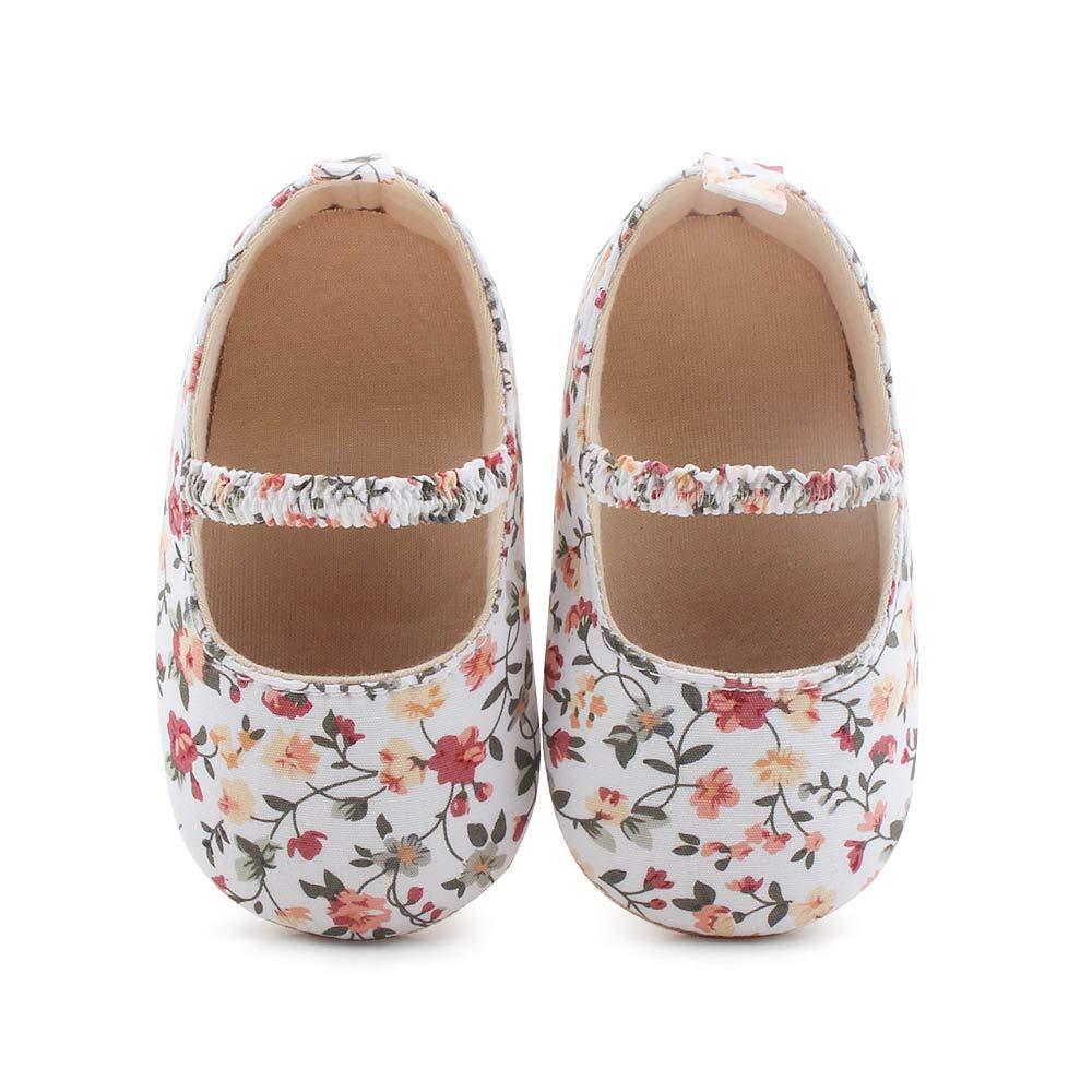 DELEBAO Chaussons B/éb/é Cuir Souple Chaussure Bebe Garcon Chausson Enfant Fille Chaussures B/éb/é