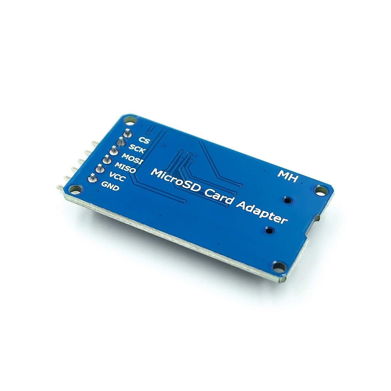 5pcs//lot Micro SD Card Mini TF Card Reader Module SPI interfaces with Level Converter chip for