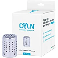Extra VitaBead Diffusers for The DYLN Living Alkaline Water Bottle