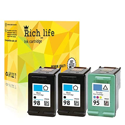 Amazon.com: Rich_life Remanufactured Ink Cartridge ...