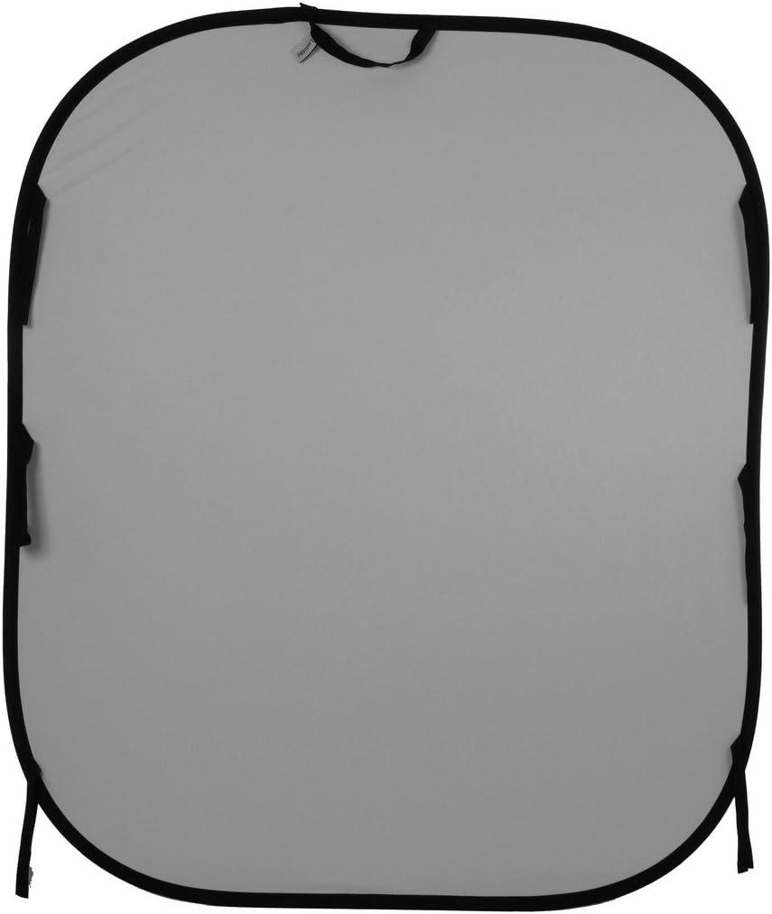 Lastolite Falthintergrund Doppelseitig Schwarz Kamera