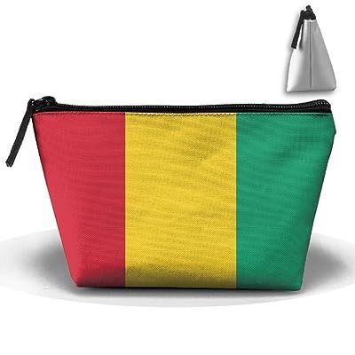 70%OFF Chion Flag Of Guinea Hand Bag Pouch Portable Storage Bag Clutch Handbag