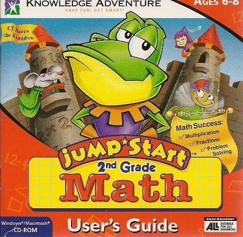 Amazoncom Jumpstart 2nd Grade Math