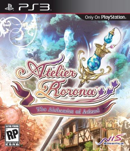 Atelier Rorona: The Alchemist Of Arland - Playstation (Creator 3d Series Graphics)