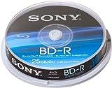 Sony 10BNR25SP Single Side, Single Layer