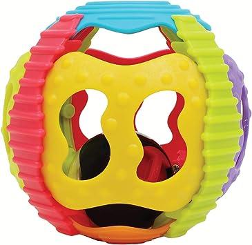 Playgro-4086381 Juguete Pelota sonajero, (4083681): Amazon.es ...