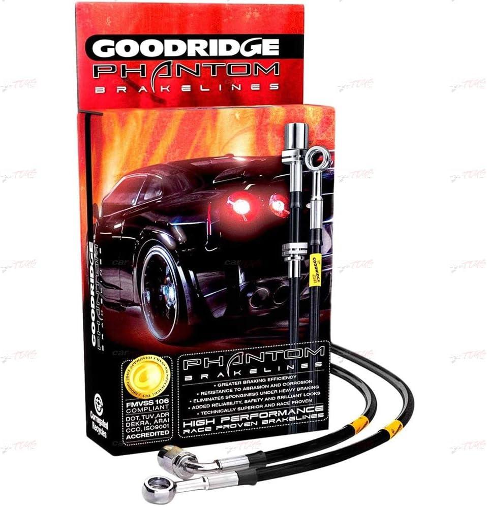Goodridge 37035BKC Brake Line