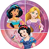 Disney Princess Dessert Plates, 8ct