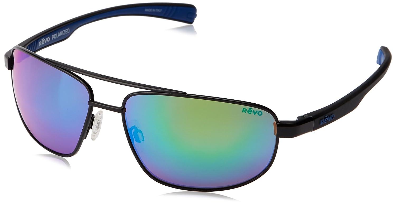 f567f450cd7b Revo Wraith RE 1018 Polarized Rectangular Sunglasses