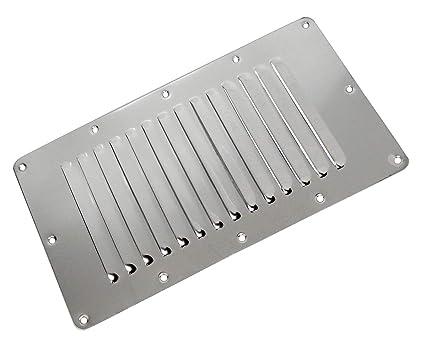 Amazon.com: SeaLux - Rejilla de ventilación vertical para ...