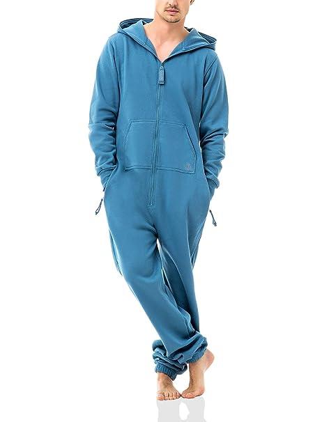 Zipups Mono-Pijama All Color Azul Medio S