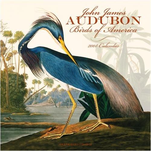 Audubon Birds of America 2008 Calendar (Multilingual ()