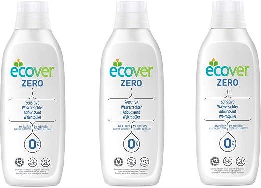 Acondicionador y suavizante de telas Ecover Zero No-Bio, ecológico ...