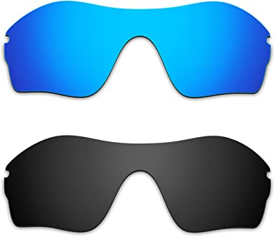 Hkuco Mens Replacement Lenses For Endure Edge Sunglasses Blue/Black  Polarized at Amazon Men's Clothing store
